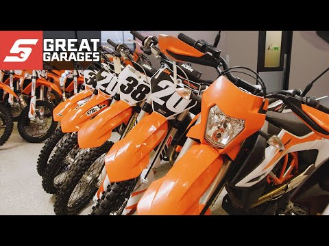 KTM North America Snap on Great Garages