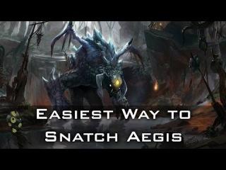 Dota 2 - Easiest Way to Snatch Aegis