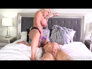 Rachel Nova & Alura Jenson - In Serve Me Rachel! [Strap-On, Female Femdom Domination Shemale]