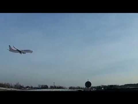Посадка самолетов в Шереметьево\\\ Разгрузка в Шереметьево-Карго\\ Заправки\