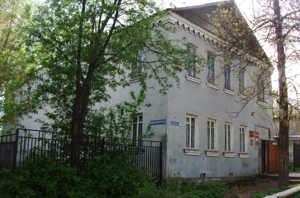 «Подарок» к 100-летию: кимрская власть переселяет городскую библиотеку в «однокомнатную квартиру»