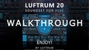Luftrum 20 - Soundset for Hive