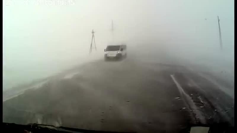 Суровые метели крайнего севера Воркута