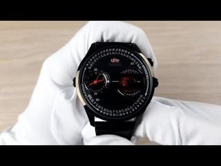 Футуристическая механика + Кварц под одним циферблатом / Orient XC00002B