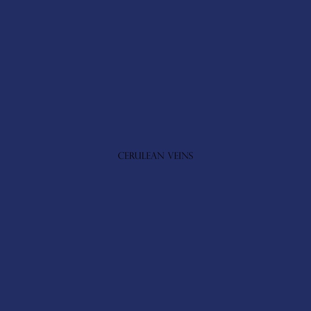 Cerulean Veins - Blue