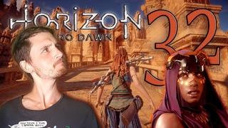 HORIZON ZERO DAWN НА ПК! | OБ3OP | ПРОХОЖДЕНИЕ на Русском 32 СЕРИЯ: [ЦИТАДЕЛЬ] | Walkthrough 2K
