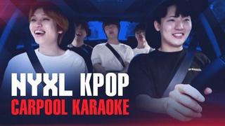 Saebyolbe, Haksal and Jjonak Do Carpool Karaoke (ft: TeenTop's Niel)