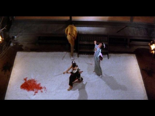Быстрый меч Окацу (Женщина-демон 2) / Quick-draw Okatsu / Yoen dokufuden: Hitokiri okatsu (1969): Трейлер