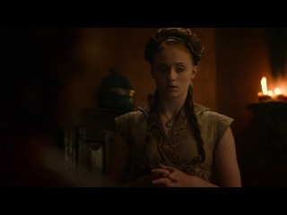 """""""Я не могу,я могу но не стану""""Первая брачная ночь Тириона и Сансы"""