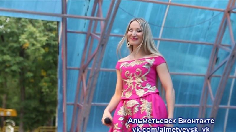 День Нефтяника 2014 Диля Нигматуллина, Хатын кызы бахете