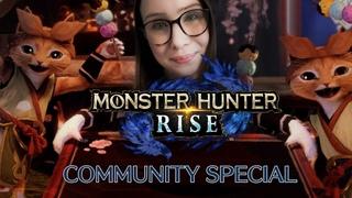NS - Monster Hunter Rise