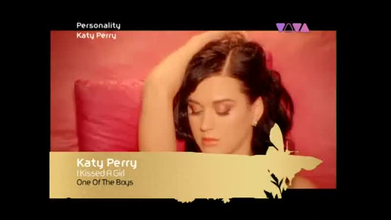 Katy Perry I Kissed A Girl VIVA Polska