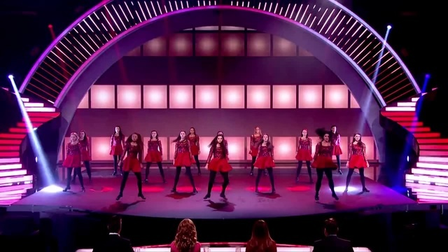 Innova Irish Dance Company are the belles of BGT Britain's Got Talent 2014 · coub коуб