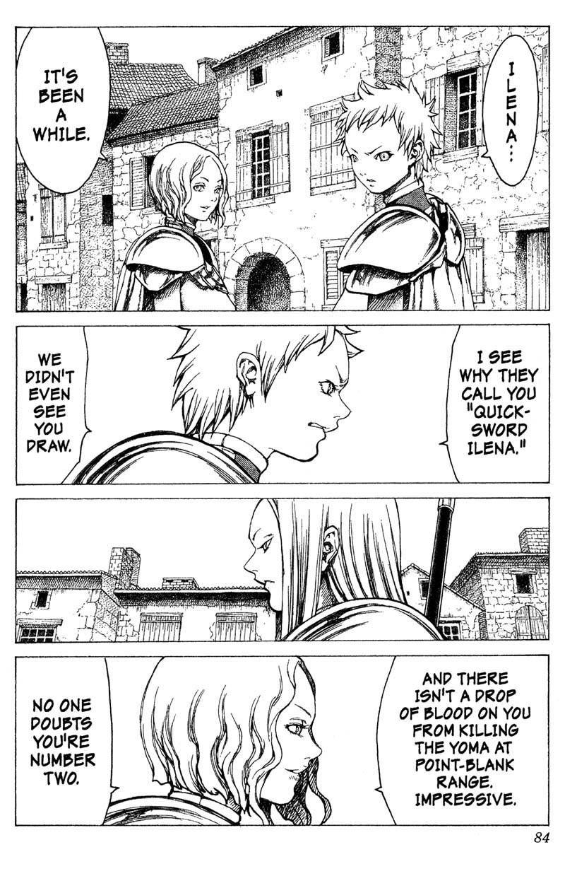 Claymore, Chapter 18, image #13