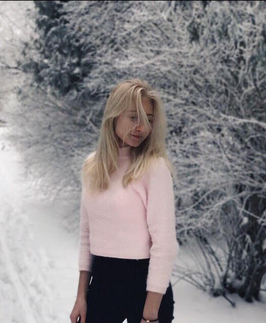 Барышева Лиза Слив