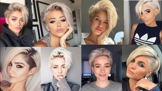😻Hottest Short Bob-Pixie Cuts New Style Trending🔥\ Best Boy Cut For Girls😻 Pixi Fore Cut 20-2021