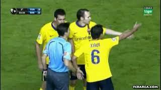 Season 2009/2010. CA Osasuna - FC Barcelona - 1:1 (highlights)