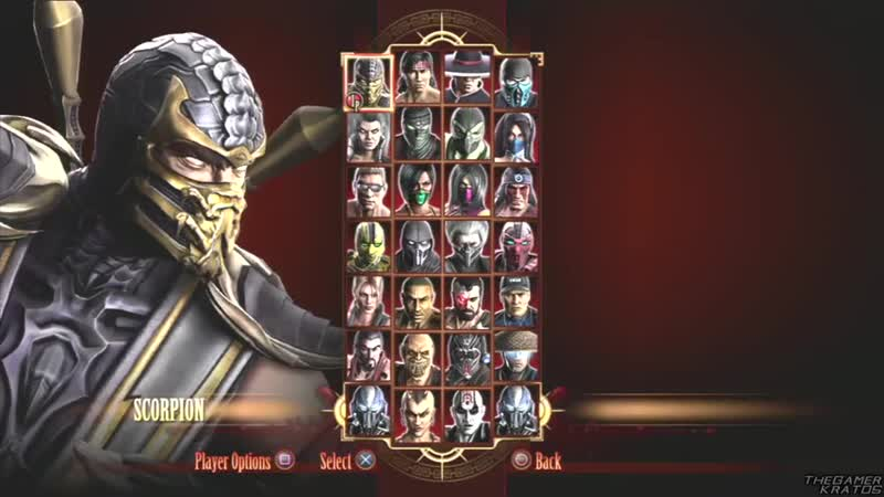 Mortal Kombat 9 All Fatalities Finishing Moves X Ray 480 X 480 mp4