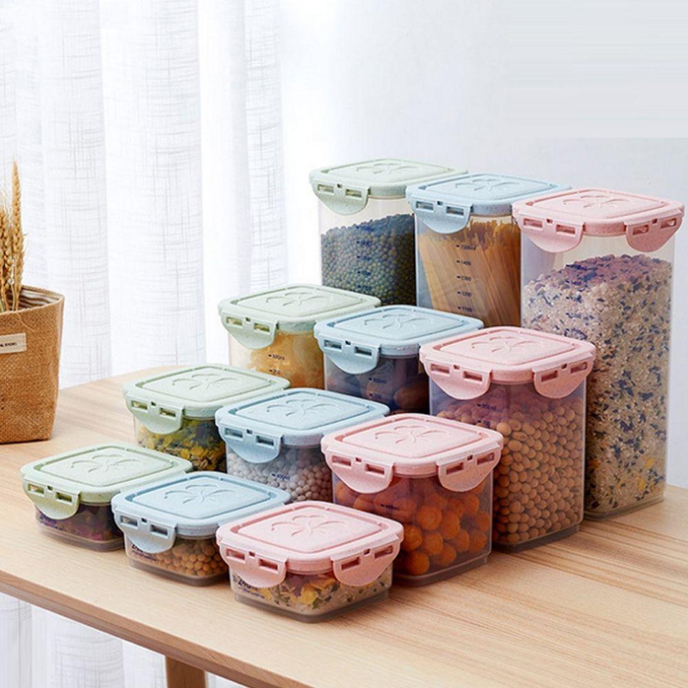 Контейнеры для хранения сыпучих продуктов -