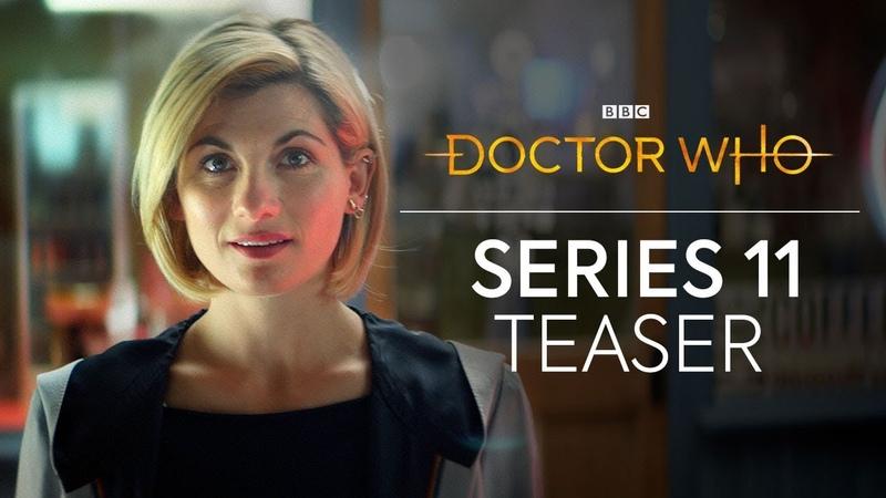 Doctor Who тизер 11 сезона