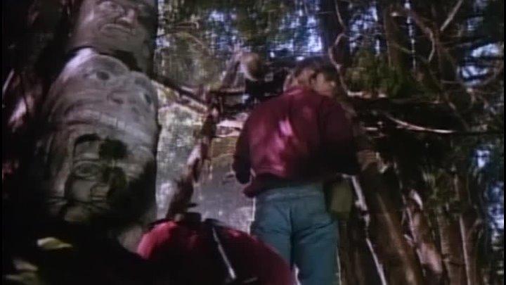 Секретный агент Макгайвер 3 сезон 1 10 серии 1987 год