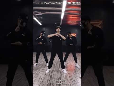 Jackson Wang Titanic Dance