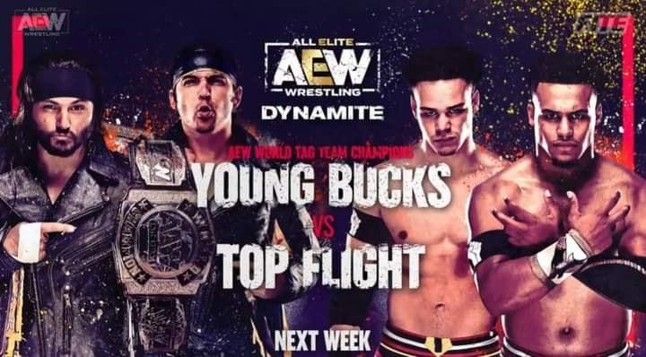 AEW Dynamite и NXT 11.11.20, изображение №11