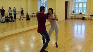 Brazuka 2018 - Michael Boy & Aline Borges - Zouk Effect Movement