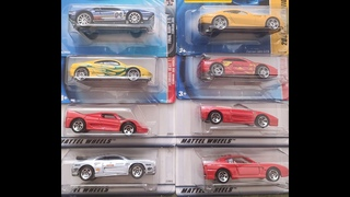 Hot Wheels Ferrari My Collection diecast F355 F360 308 599 GTB F50 456M Spider