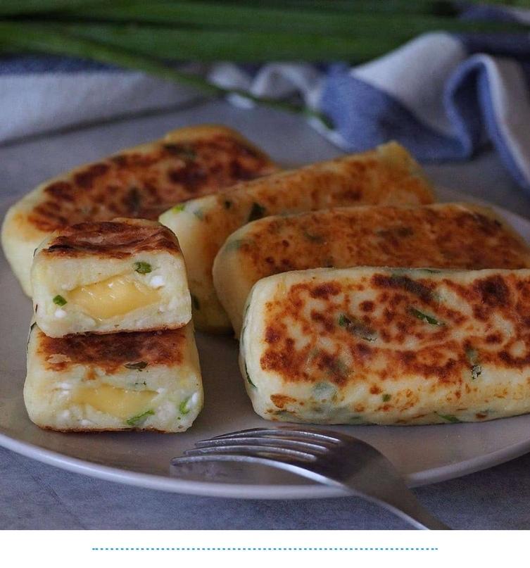 Готовим дома. Картофельные палочки с сыром.