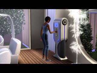 Los Sims 3 - Hacia el futuro - Trailer Oficial