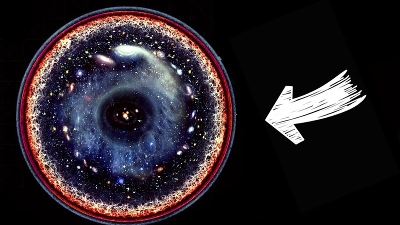 Что находится на КРАЮ вселенной