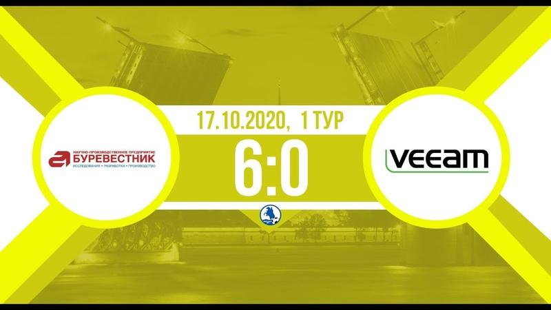 Чемпионат Дивизион Юг Буревестник Veeam 6 0 видеообзор