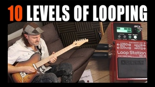 10 Levels of looping Boss RC5