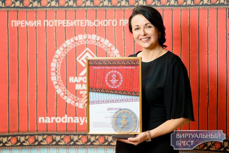 Какие продукты питания белорусы любят больше? Гран-при «Народной марки» у брестчан!