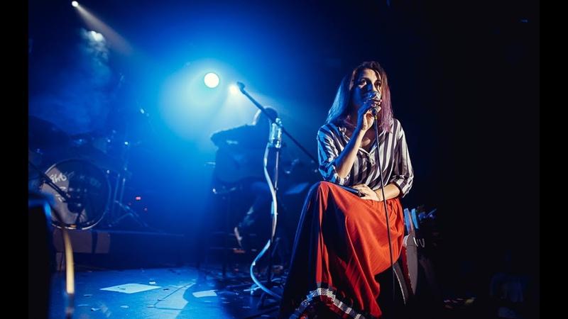 Екатерина Яшникова Проведи меня через туман live Glastonberry