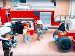 Лего-мультик от Никиты