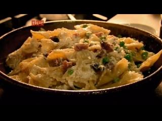 Три вида блюд из макаронов - Гордон Рамзи