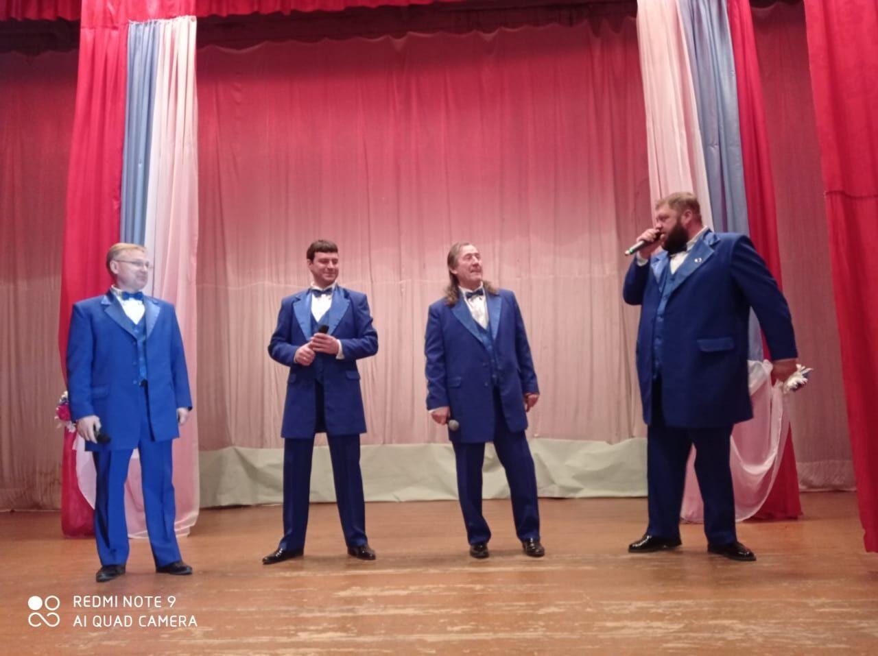 В сёлах Озёрки, Оркино и в посёлке Пригородный прошли концерты творческого коллектива районного Дома культуры