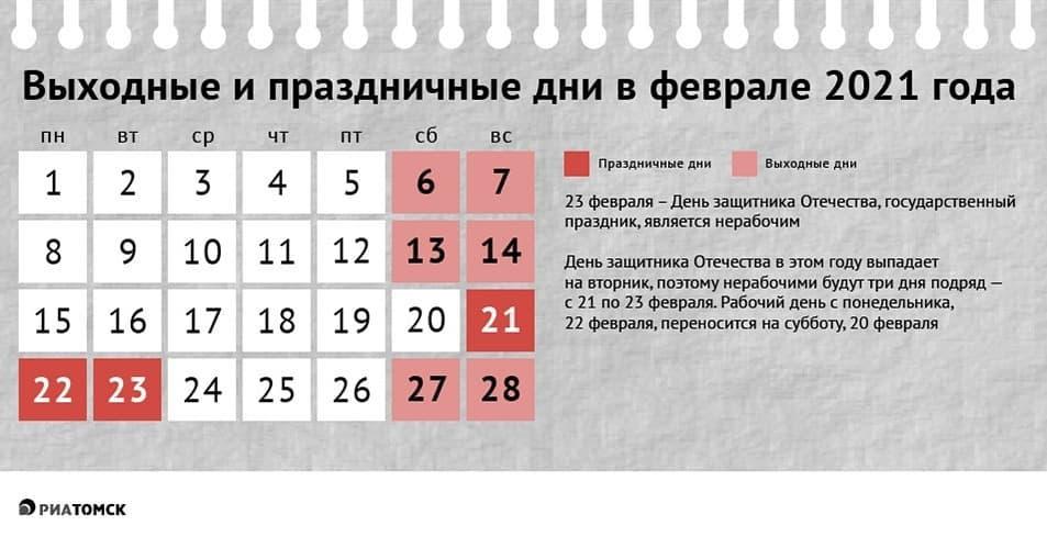 Россиян ждёт шестидневная рабочая неделя и три выходных дня