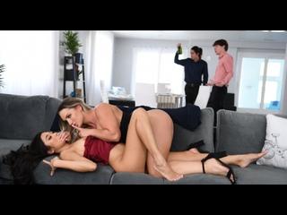 [Brazzers, Бразерс] Cali Carter, Vina Sky [Секс лесбиянки Порно hd porn страпон Лесб девушк лижет пизд куни оргазм кунилингус мо