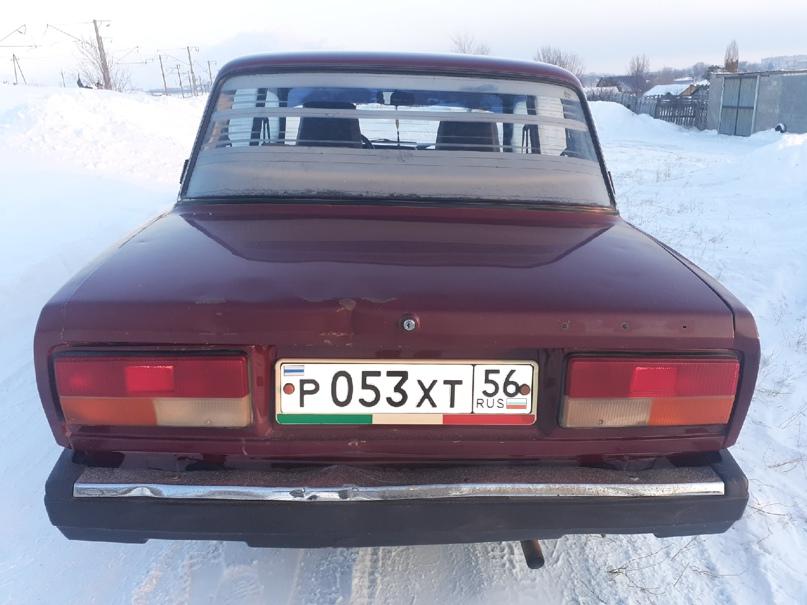 Купить ВАЗ 2107 карбюратор 2003 год имеется | Объявления Орска и Новотроицка №14193