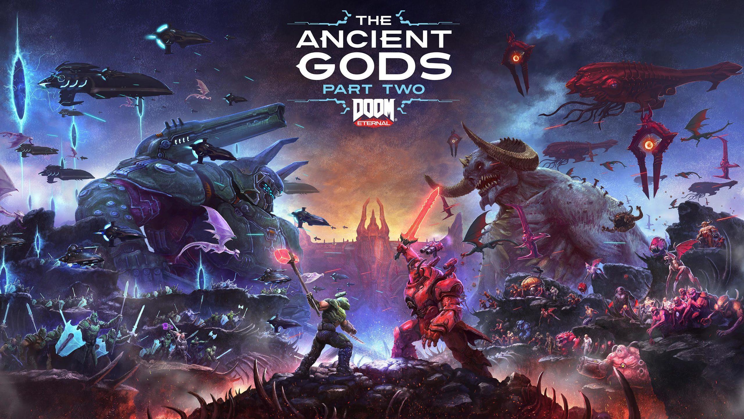 Обзор DOOM Eternal: The Ancient Gods - Part 2