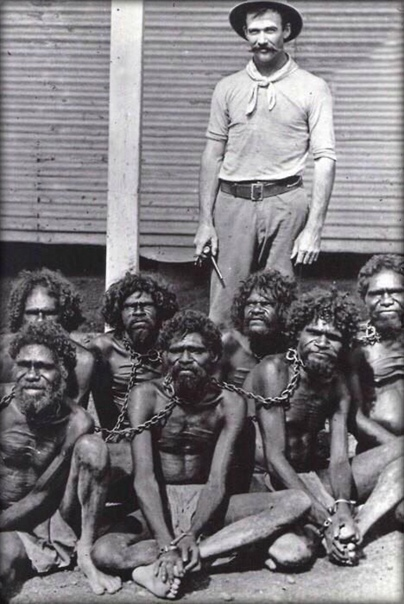 До 60-х австралийские аборигены по закону считались животными Что подразумевало вот такое бесчеловечное
