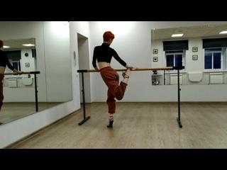 Женские техники. Танго-импровизация под D'Arienzo. Хельга Домашова