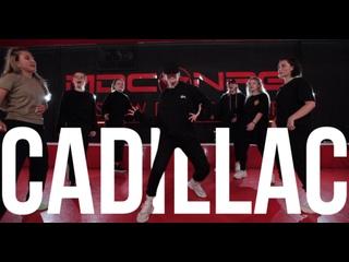 CADILLAC // MORGENSHTERN & Элджей // ОКСАНА ГРОМЕНКО // Hip-Hop
