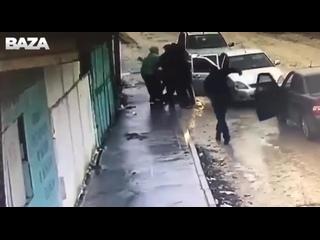 В Хасавюрте трое парней хотели украсть девушку
