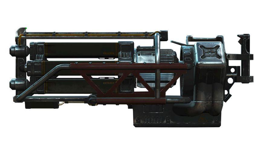 fallout 4 этернус оружие