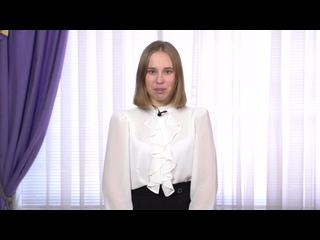 "Дарья Воронцова - ""За рекой луга зазеленели"", И.Бунин"
