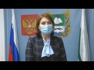 Комментарий и.о. заместителя Губернатора по социальной политике Ларисы Кокориной